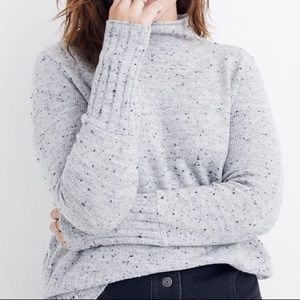 NWOT💥Madewell Donegal Inland Turtleneck Sweater